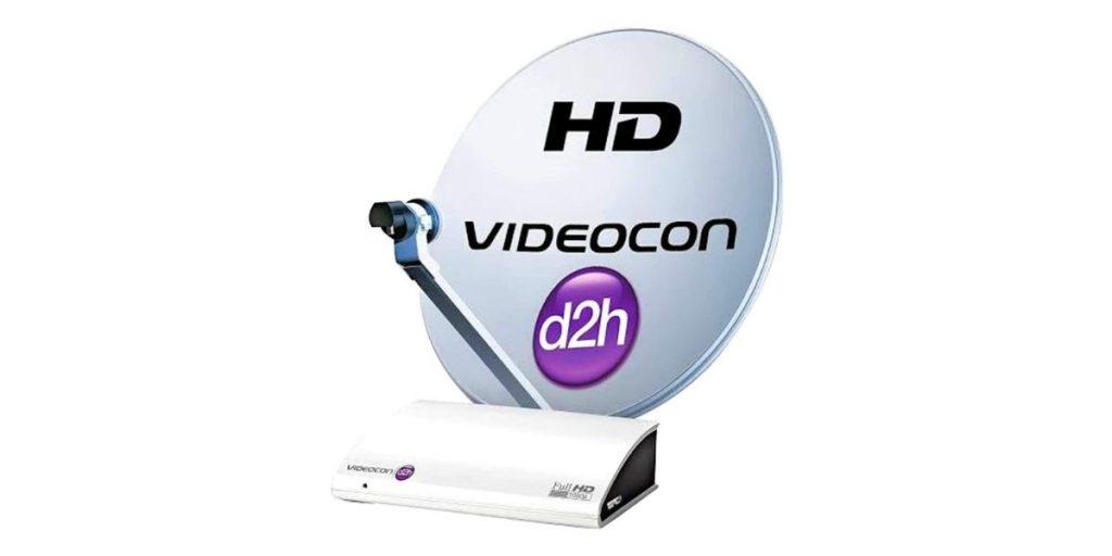 videocon d2h set top box