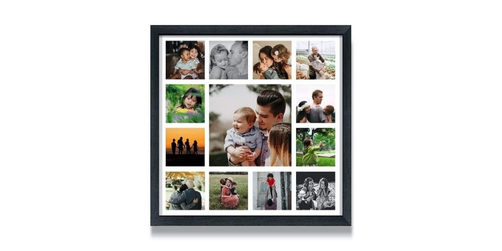 WhatsYourPrint Personalised Photo Collage Frames