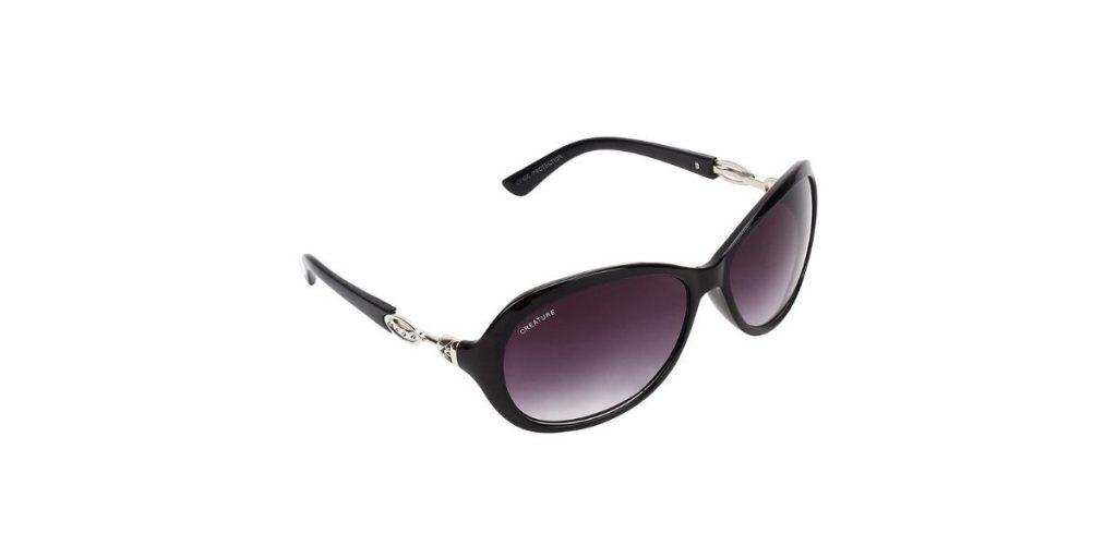 CREATURE Gaga Cat-Eye Oversized Sunglasses For Girls