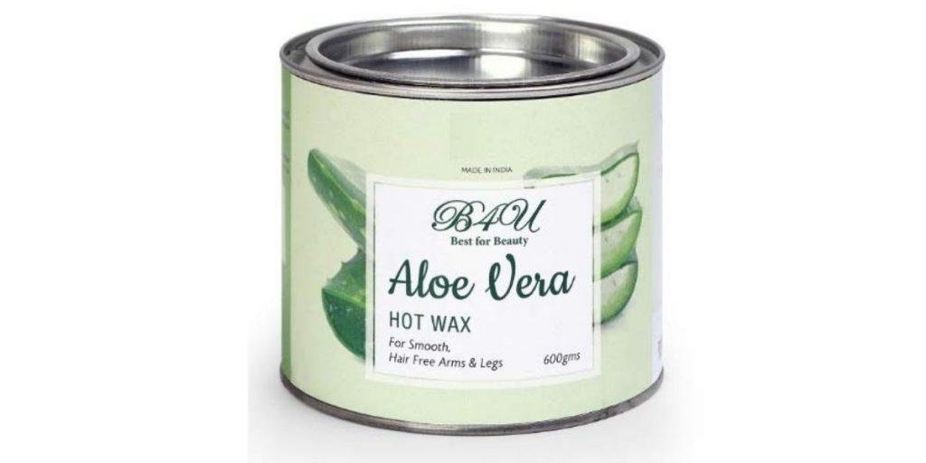 Aarna Aloe Vera Hot Wax