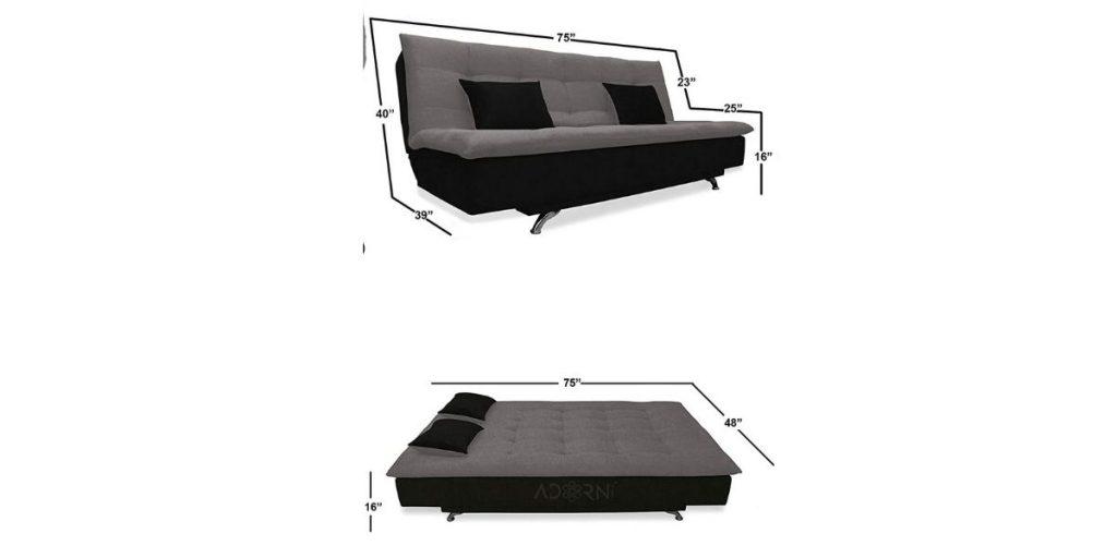 Adorn India Sofa Set