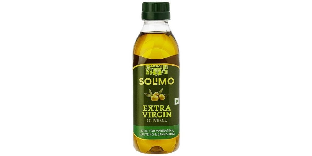 Amazon Solimo Extra Virgin Olive Oil