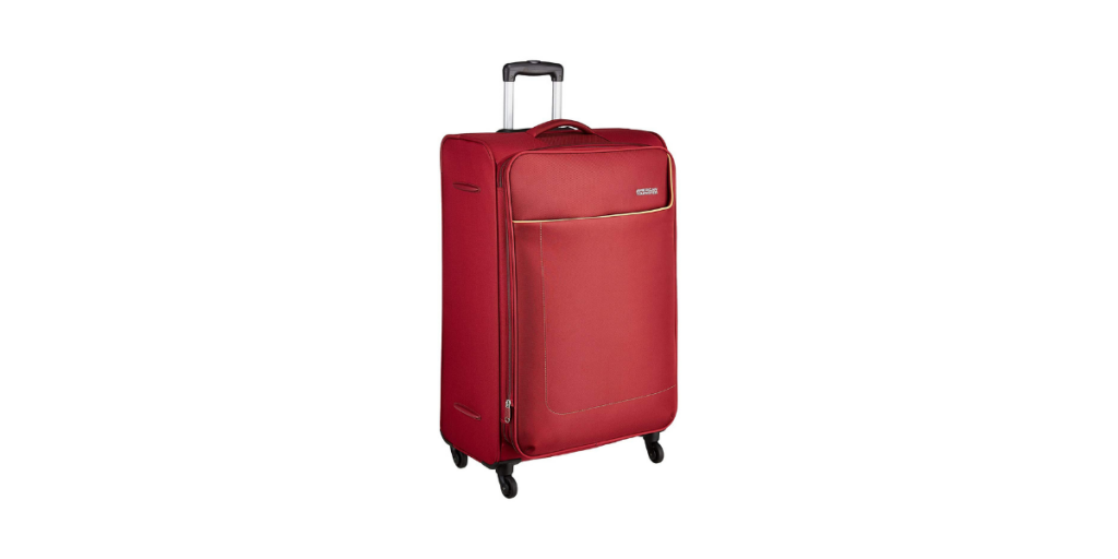 branded luggage bag