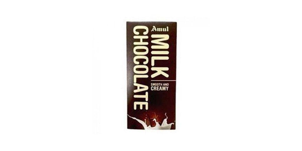 Amul Smooth and Creamy Milk Chocolate