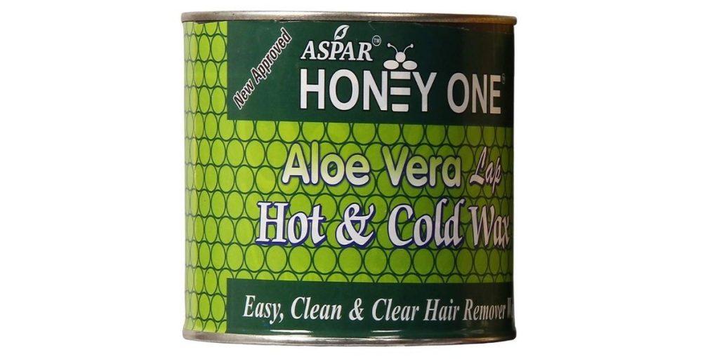 Aspar Honey Aloe Vera Hot Wax
