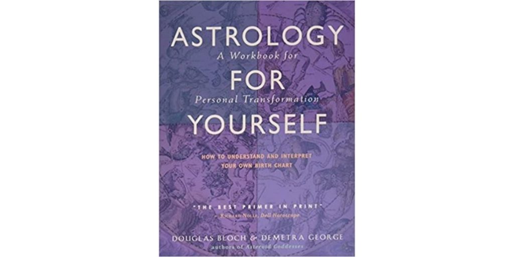 Astrology for Yourself Astrology Book
