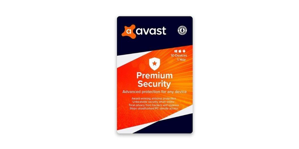 Avast Premium Antivirus