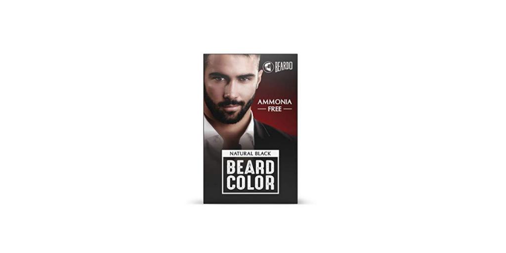 Best beard colours
