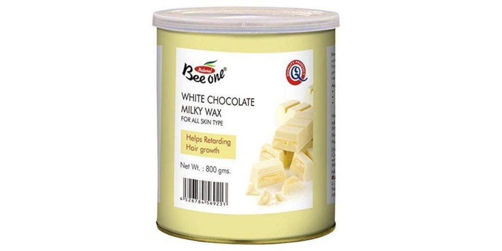 Bee One White Chocolate Hot Wax