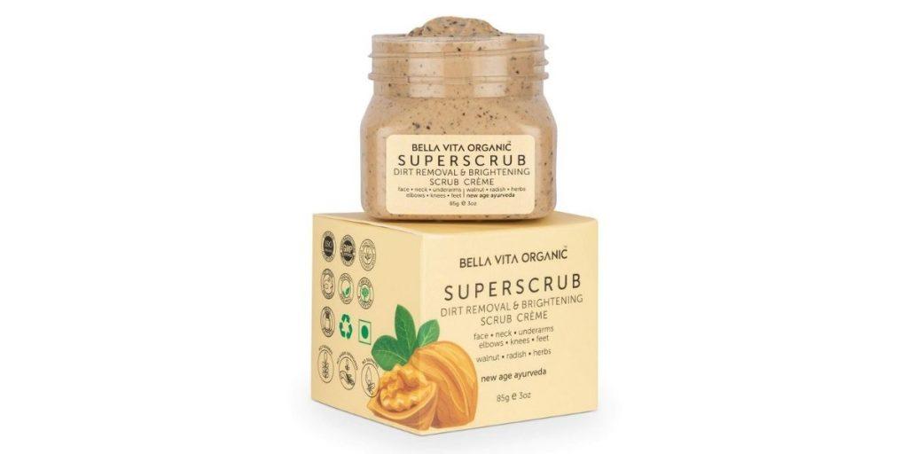 Bella Vita Organic SuperScrub