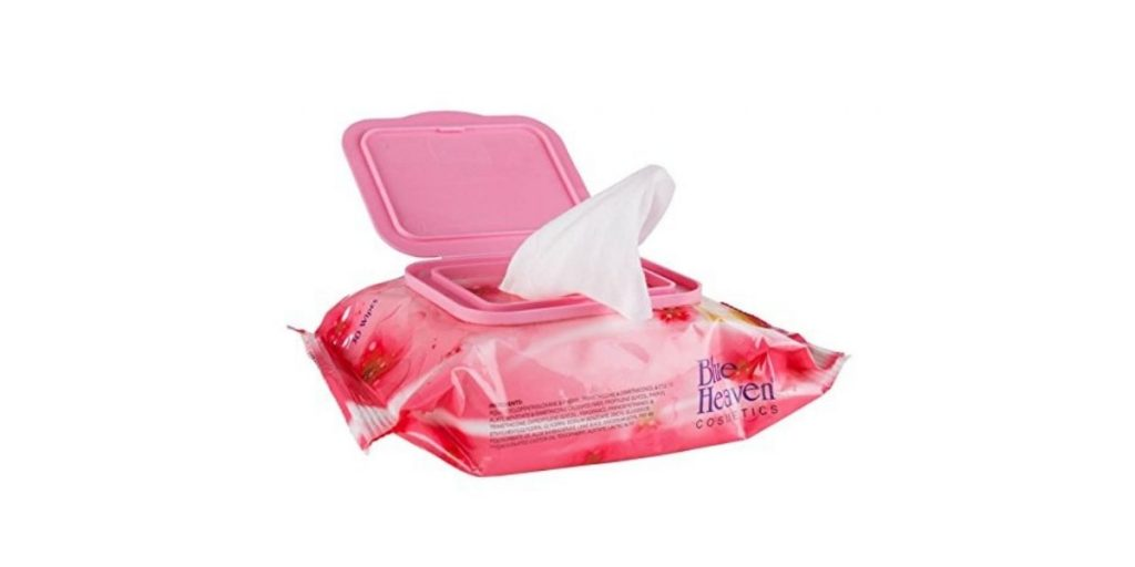 Blue Heaven Makeup Remover Wipes