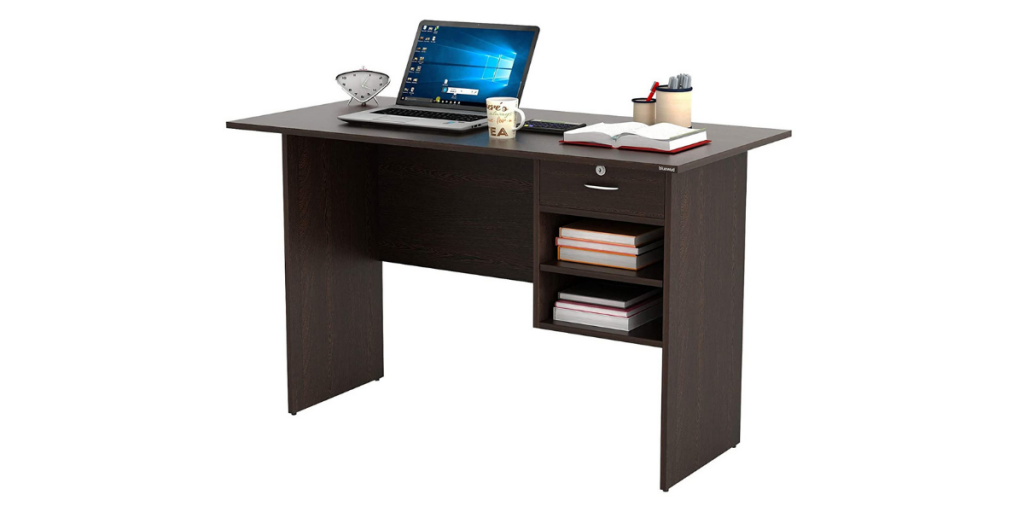 Bluewud Amalet Wooden Study Table