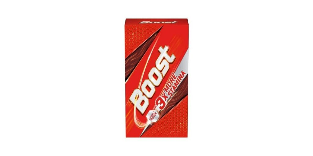 Boost Health Drink