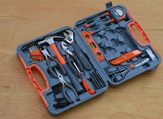 Bosch Home Tools Kit