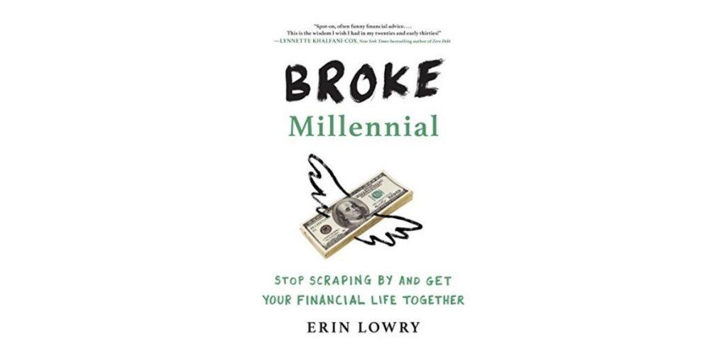 Broke Millennial Finance Book