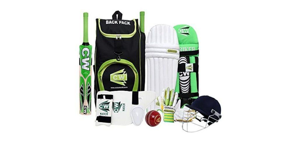 CW Bullet Cricket Kit