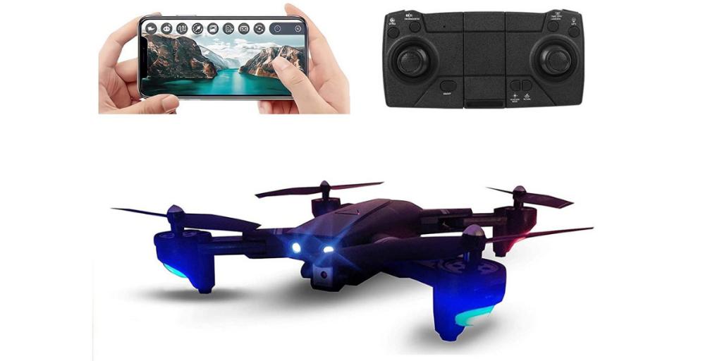 Chawla Agency Foldable Flying Drone