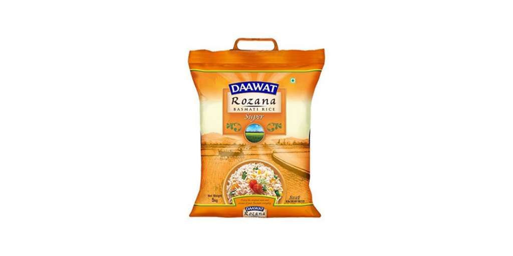 best basmati rice brand