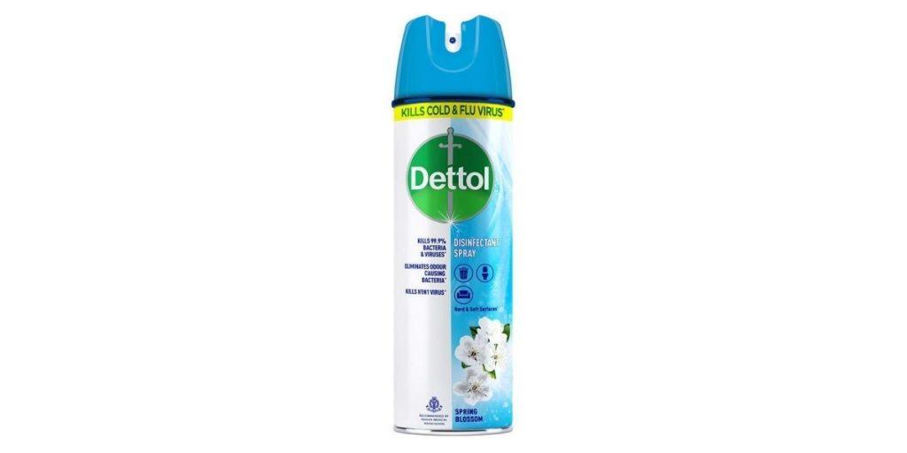 Dettol Surface Disinfectant Spray Sanitiser