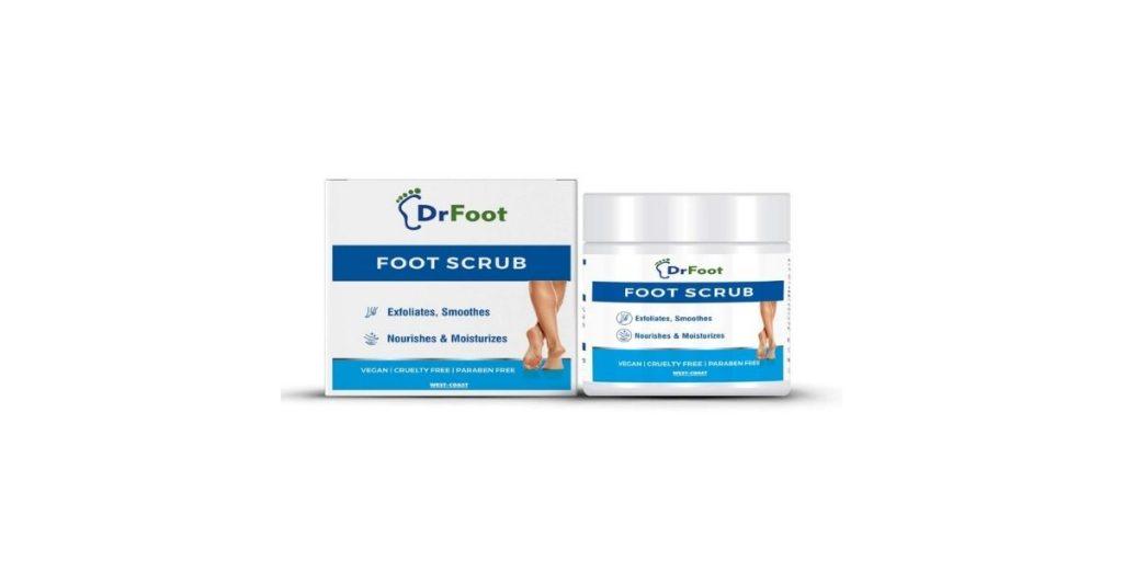 Dr Foot Foot Scrub