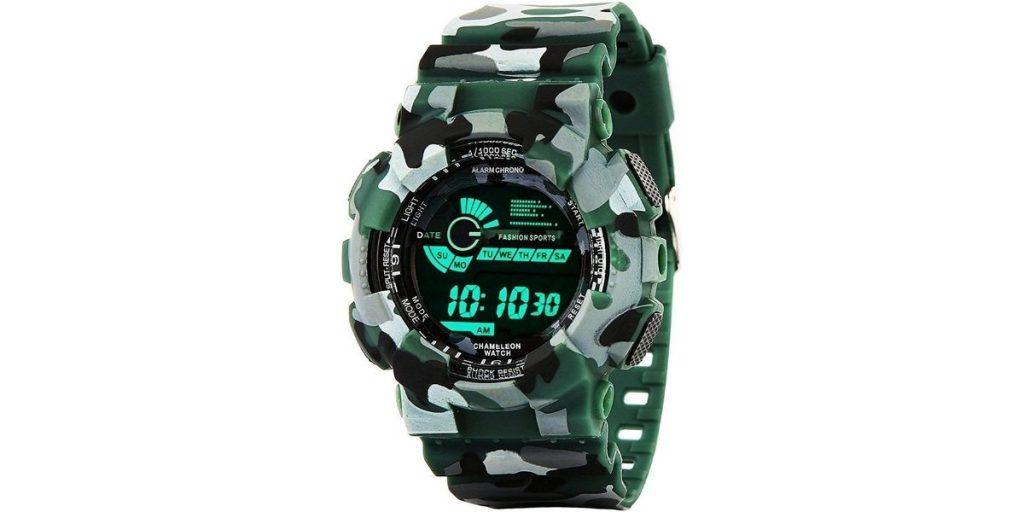Emartos Digital Watch