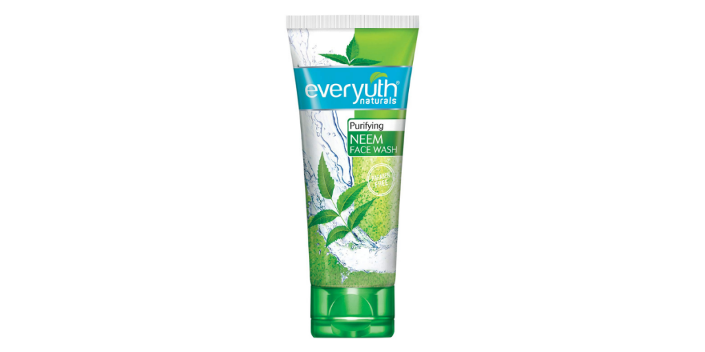 Everyuth Naturals Neem Face Wash