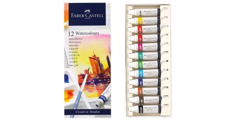 Faber-Castell Water Colours