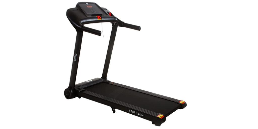 Fitkit FT98 Carbon DC-Motorised Treadmill