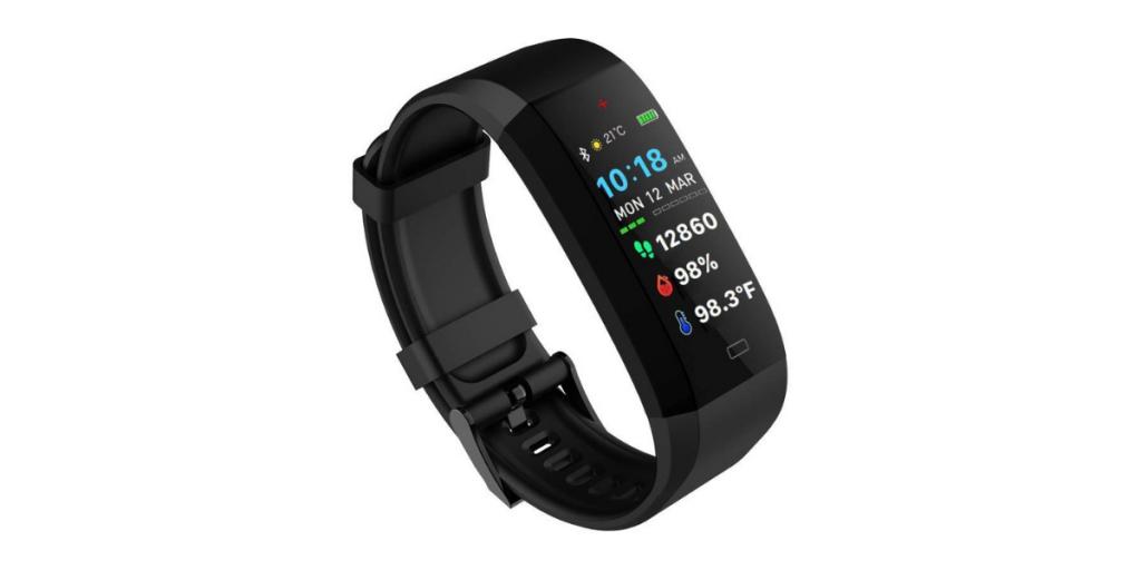 GOQii 4.0 Smart Vital Fitness Smartwatch