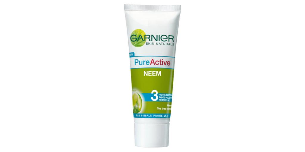 Garnier Pure Actives Neem Tulsi Face Wash
