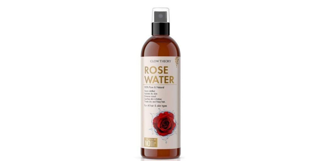 Glow Theory Rose Water