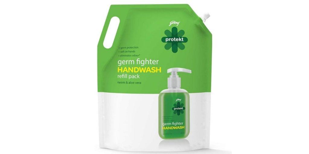 Godrej Protekt Hand Wash