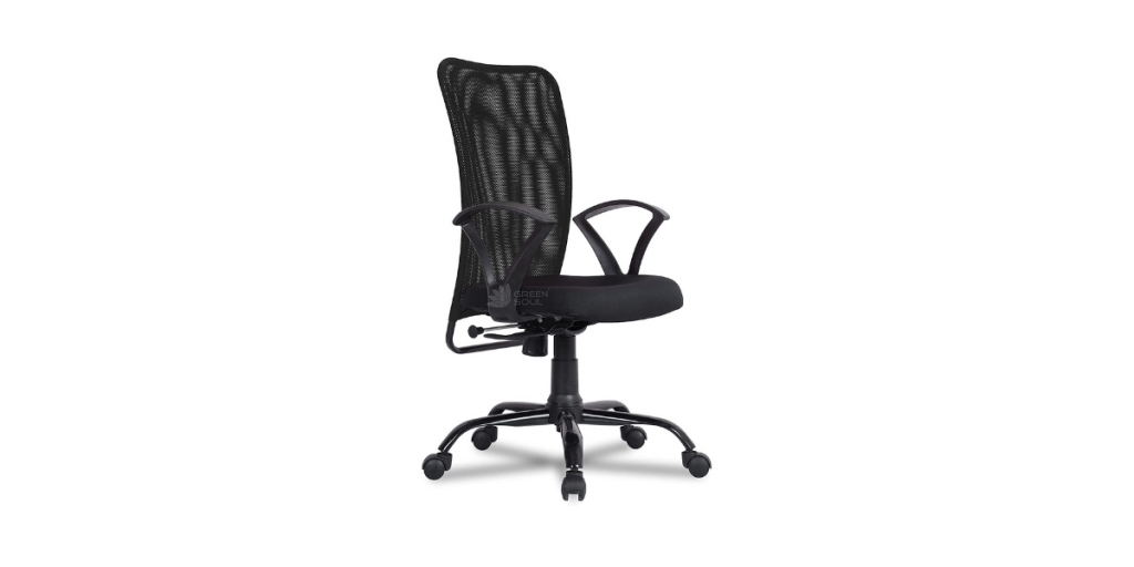 back supporting chair