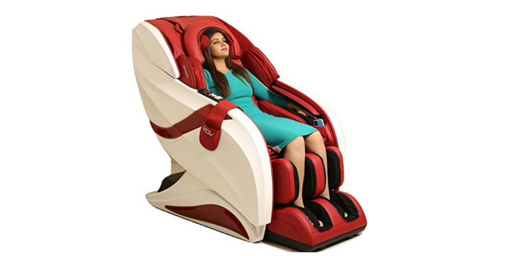 HCI Japanese Therapeutic Massage Chair