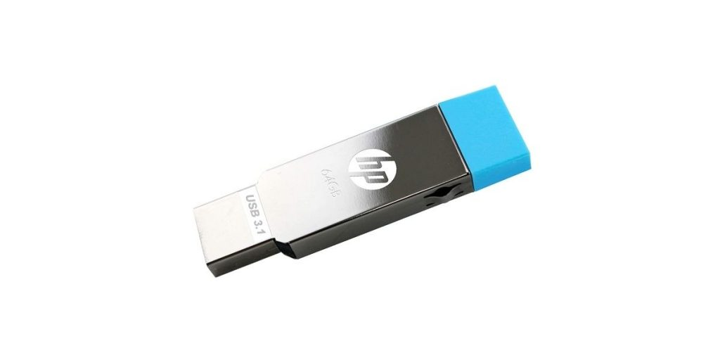 HP OTG Flash Drive 64GB