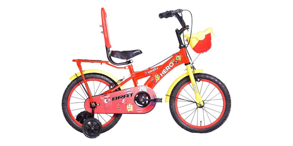 Hero Brat 16T Single Speed Bicycle for Kids