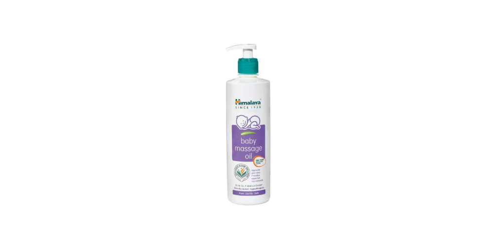 best massage oil for baby