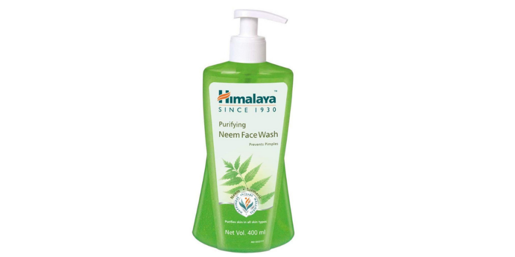 best neem face washes