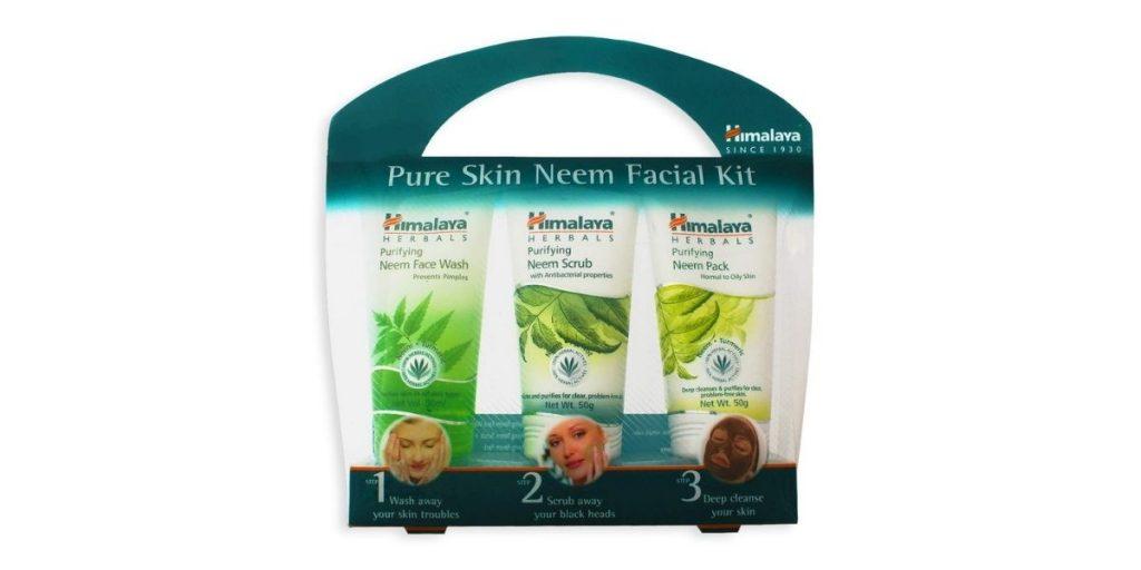 Himalaya Skin Neem Facial Kit