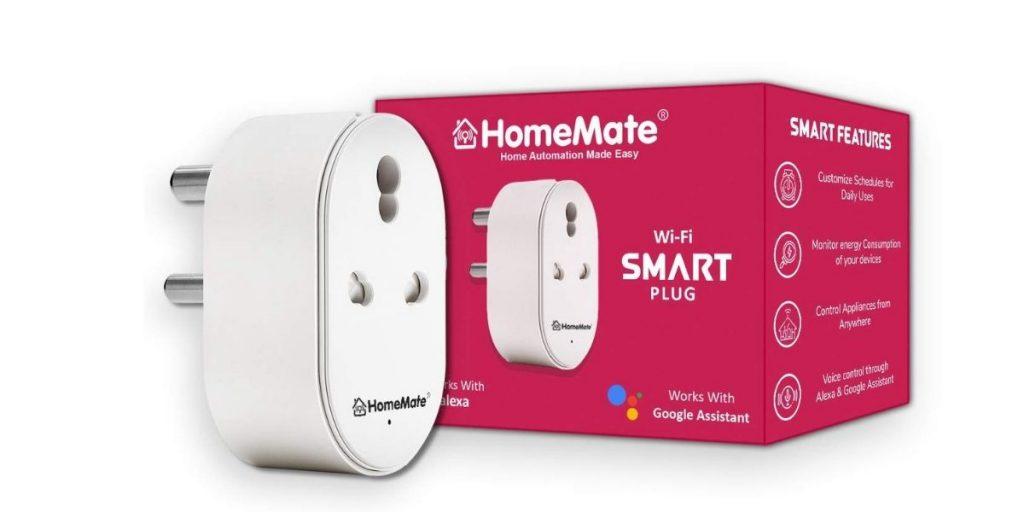 HomeMate Smart Plug