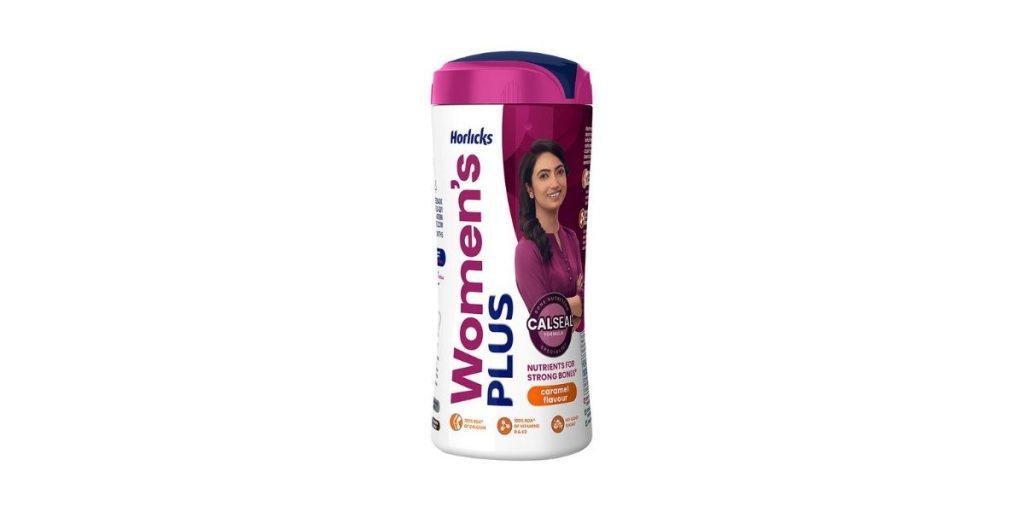 Horlicks Women's Plus Caramel Jar