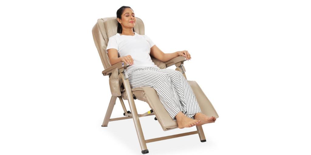 JSB HF170 Chair Massager Machine Recliner