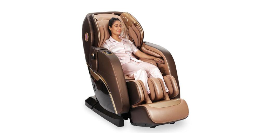 JSB MZ21 4D Massage Chair
