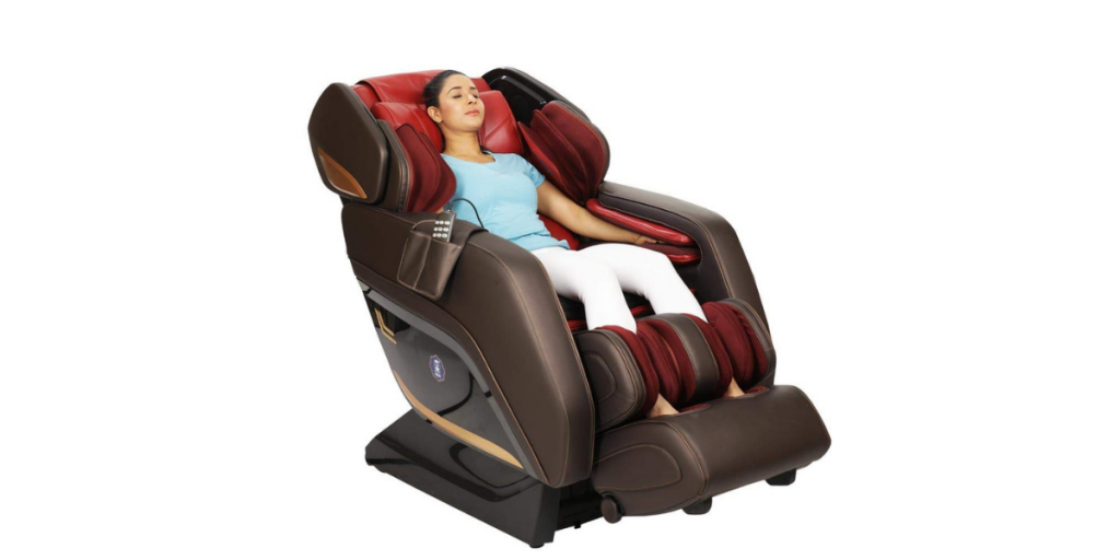 JSB MZ22 Massage Chair for Pain Relief