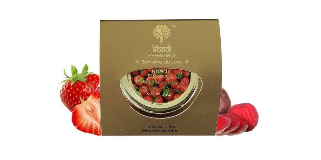 Khadi Essentials Luxurious Lip Scrub