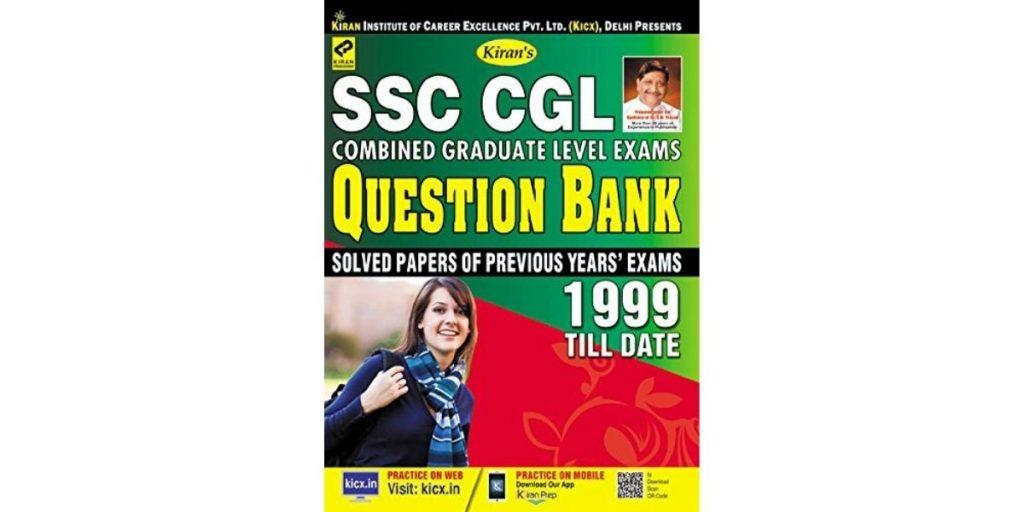 Kiran's SSC CGL Exams Question Bank