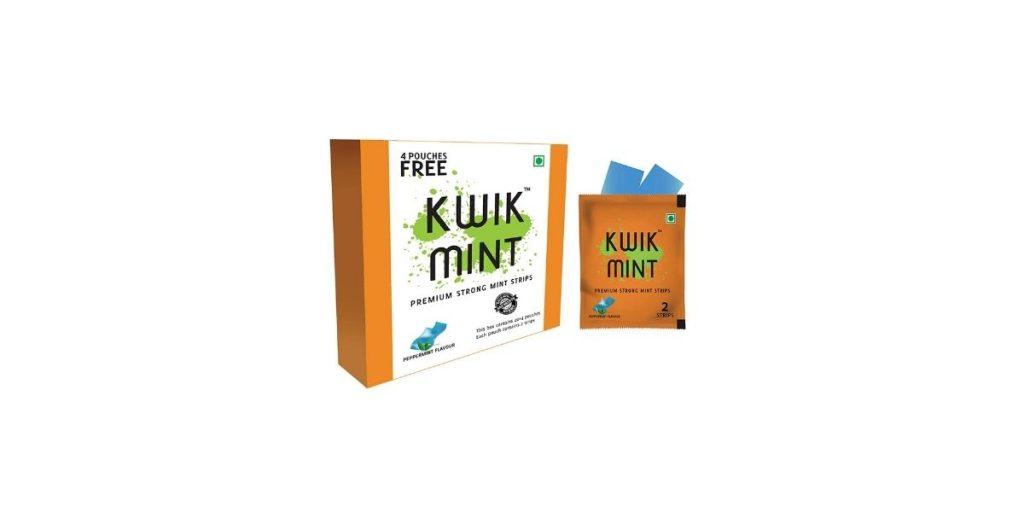 Kwik Mint - Sugar-Free Cool Mint Mouth Freshener