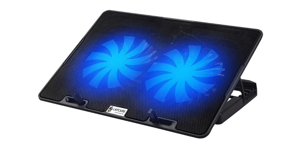 Lapcare Chill Mate Adjustable Laptop Cooling Pad
