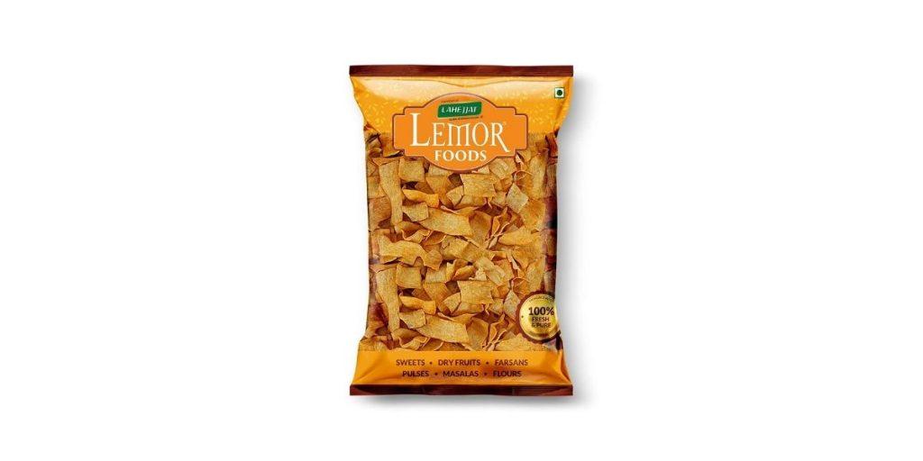 Lemor Roasted Oats Chips