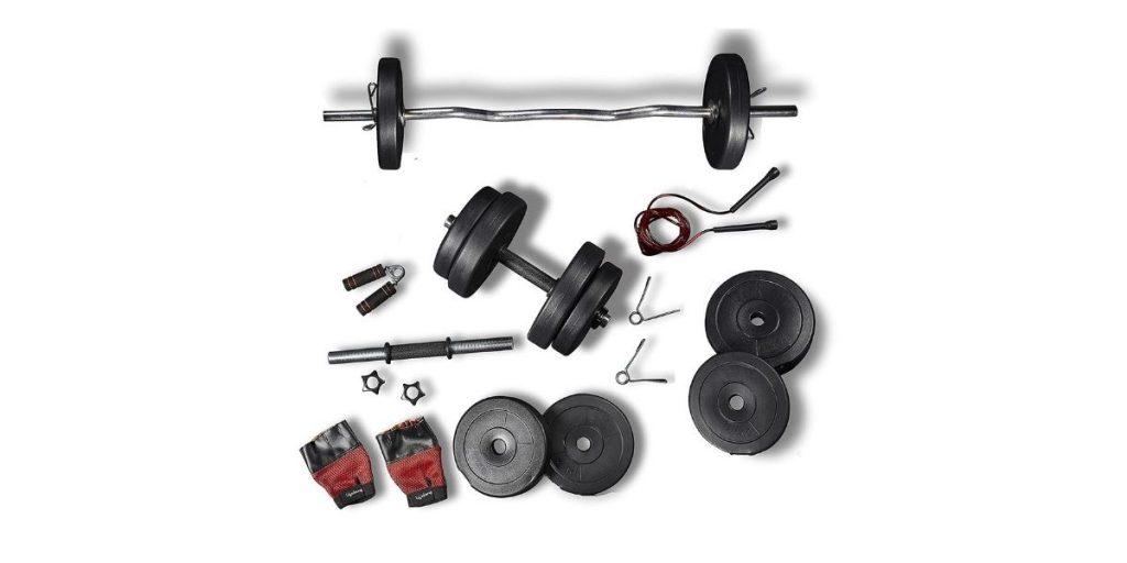 Lifelong PVC Home Gym Set
